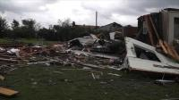 News video: Series of new tornadoes hit southern United States